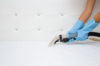 Mattress Cleaning in Peachtree Corners, Georgia by Certified Green Team