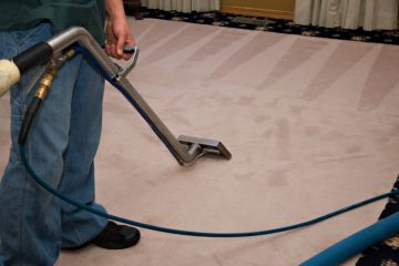 Carpet Cleaning in Atlanta by Certified Green Team