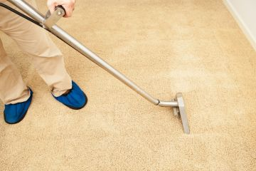 Carpet Steam Cleaning by Certified Green Team
