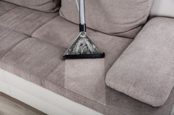 Sofa Cleaning in Stockbridge, Georgia by Certified Green Team