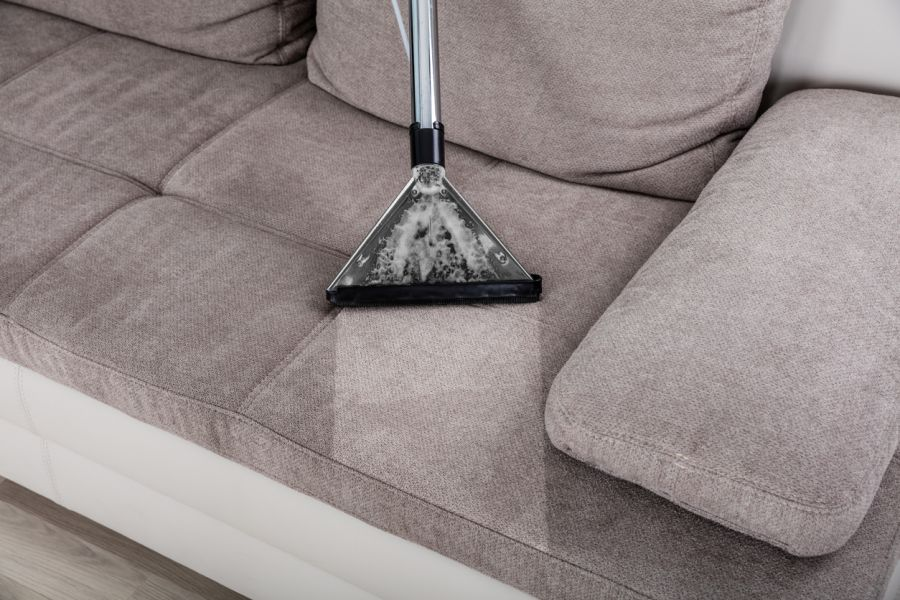 Sofa Cleaning by Certified Green Team